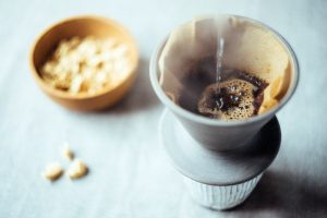 pour over iced coffee