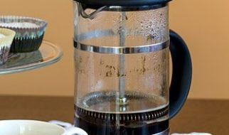 french press cold brew coffee