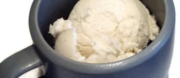 cold brew coffee ice cream recipe
