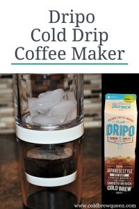 drip cold drip coffee maker
