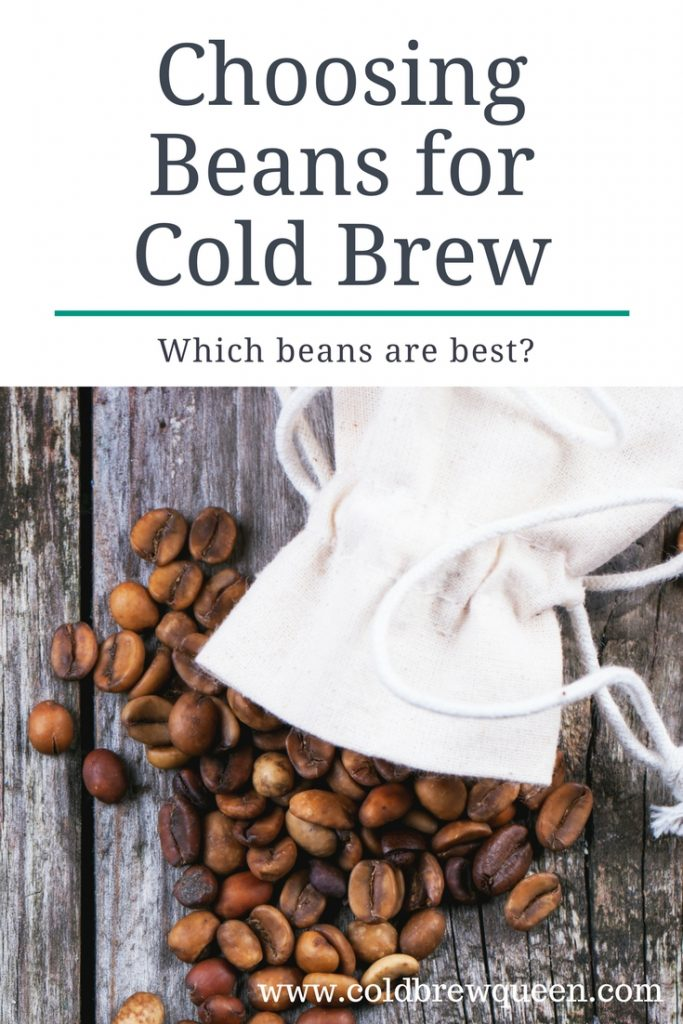 Best Beans to Use for Cold Brew