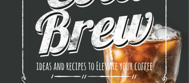 cold brew coffee recipe book