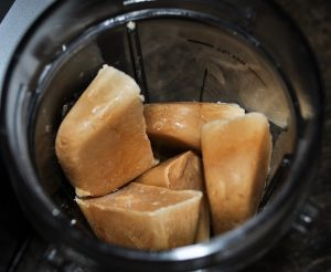 coffee milk ice cube for mocha frappe